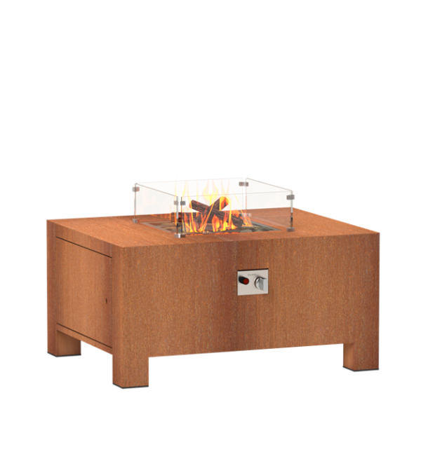 Réchaud bois ou gaz